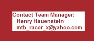 Team manager information