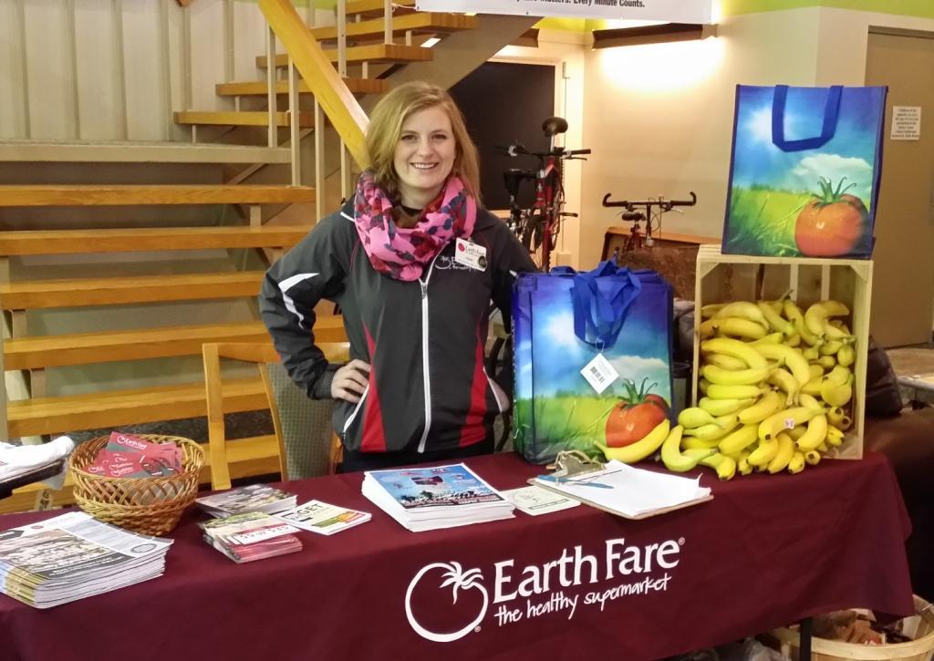 Helen from Earth Fare in Fairlawn Ohio