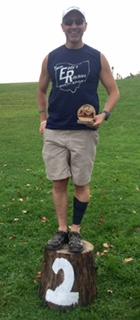 Scott, award winner Ledges to the Lake Tri Hinckley