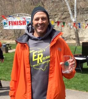 Scott......3rd age group, Grand River Kayak race